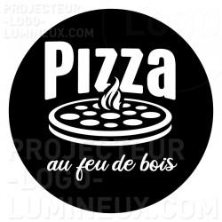 Gobo pizza
