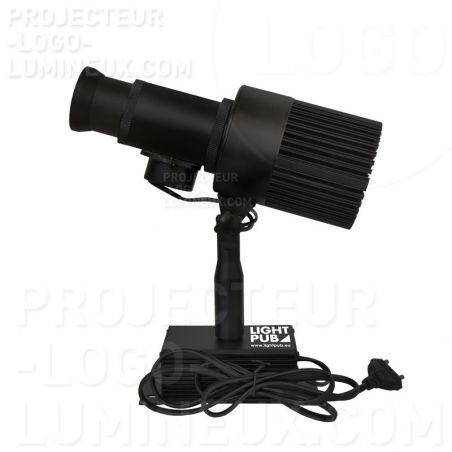 50 Watts light LED logo projector outside (with rotation)