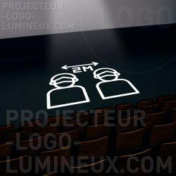 Signalétique lumineuse cinéma, théâtre, salle de spectacle