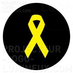 Gobo Ruban jaune